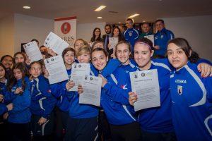 Abogados Lares contra la violencia en el fútbol base, compromiso social