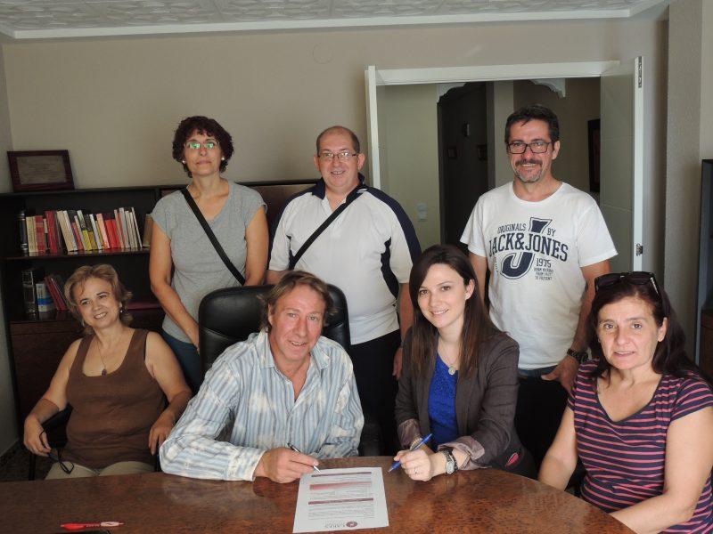 Lares Abogados - Acuerdo con la Asociación de Desempleados de Llíria